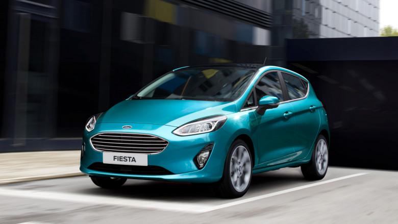 2018 Ford Fiesta 1.1