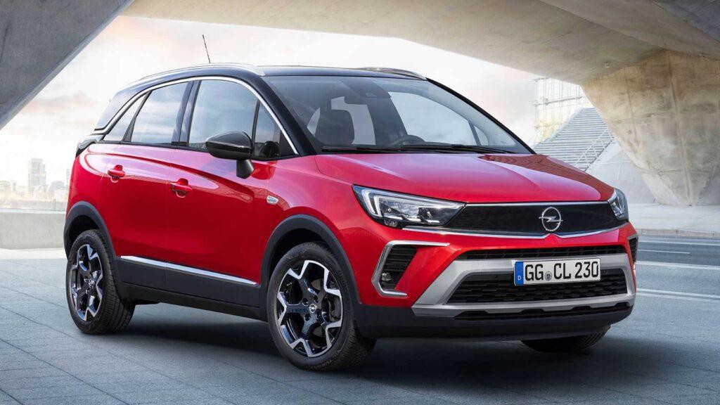 2021 Opel Crossland 1.2 AT   Arabam Kaç Litre Yakar ...