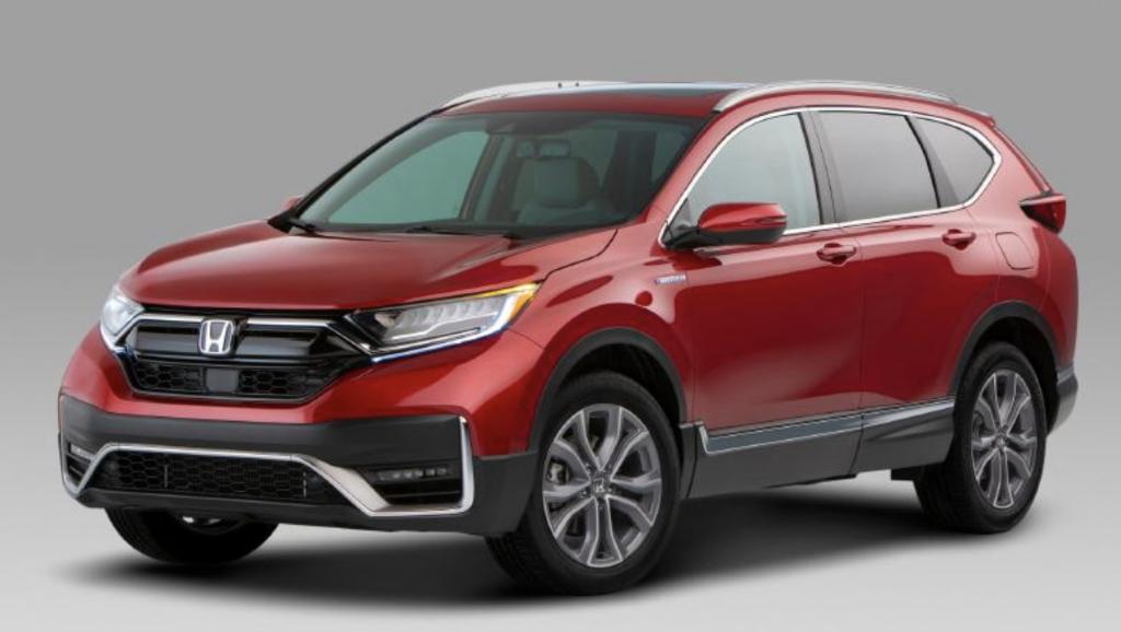 2021 Honda CR-V 1.5 CVT
