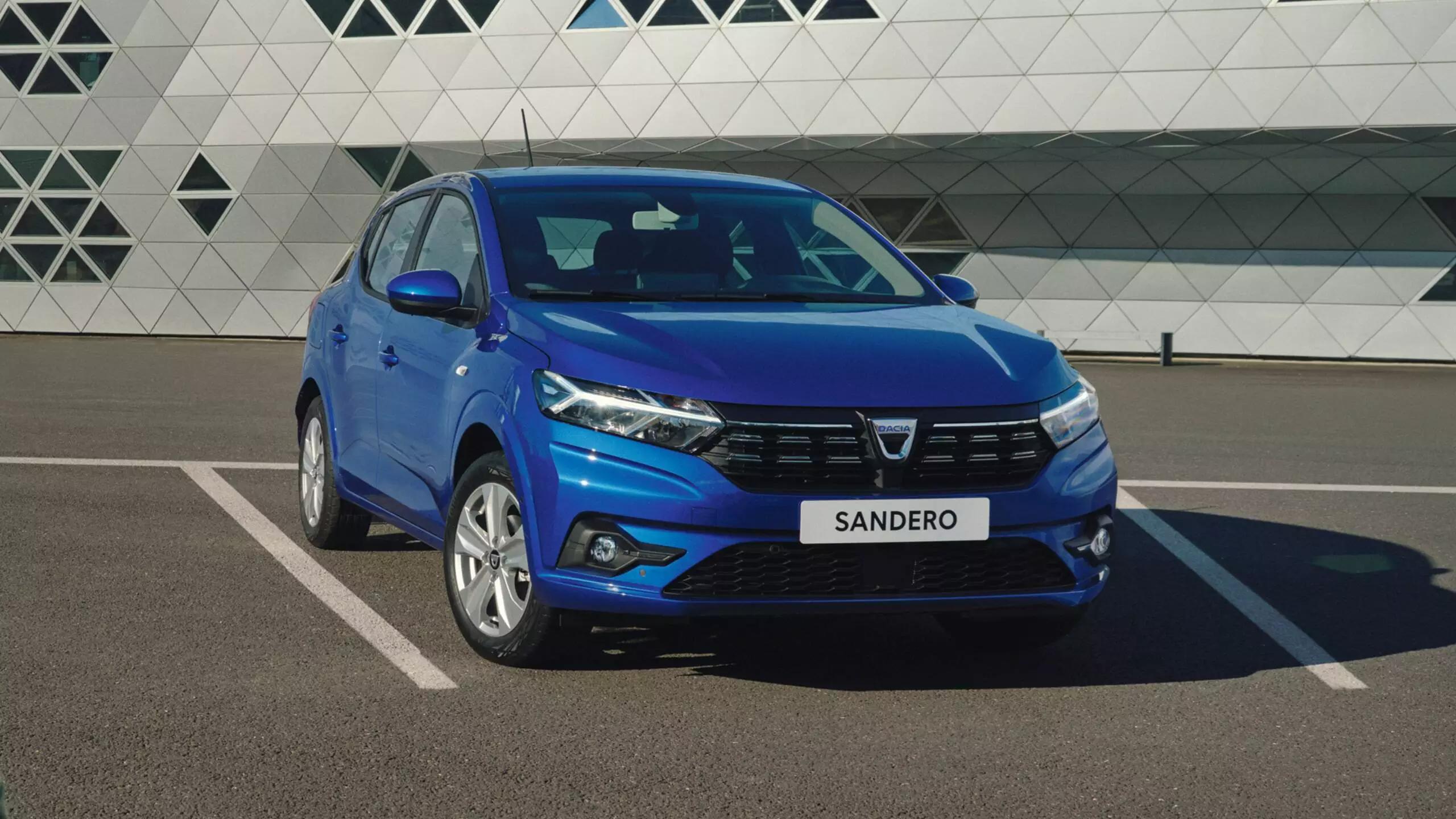2021 Dacia Sandero 1.0 Turbo