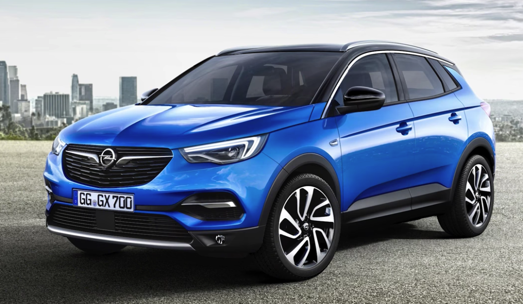 2021 Opel Grandland X 1.2 Edition AT   Arabam Kaç Litre ...