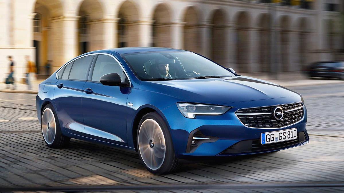 2021 Opel Insignia 2.0 GSi 4×4 AT
