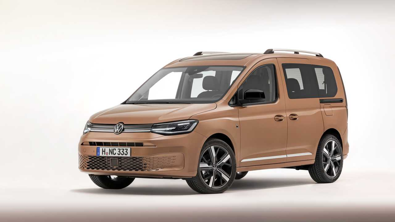 2021 Volkswagen Caddy 2.0 TDI DSG