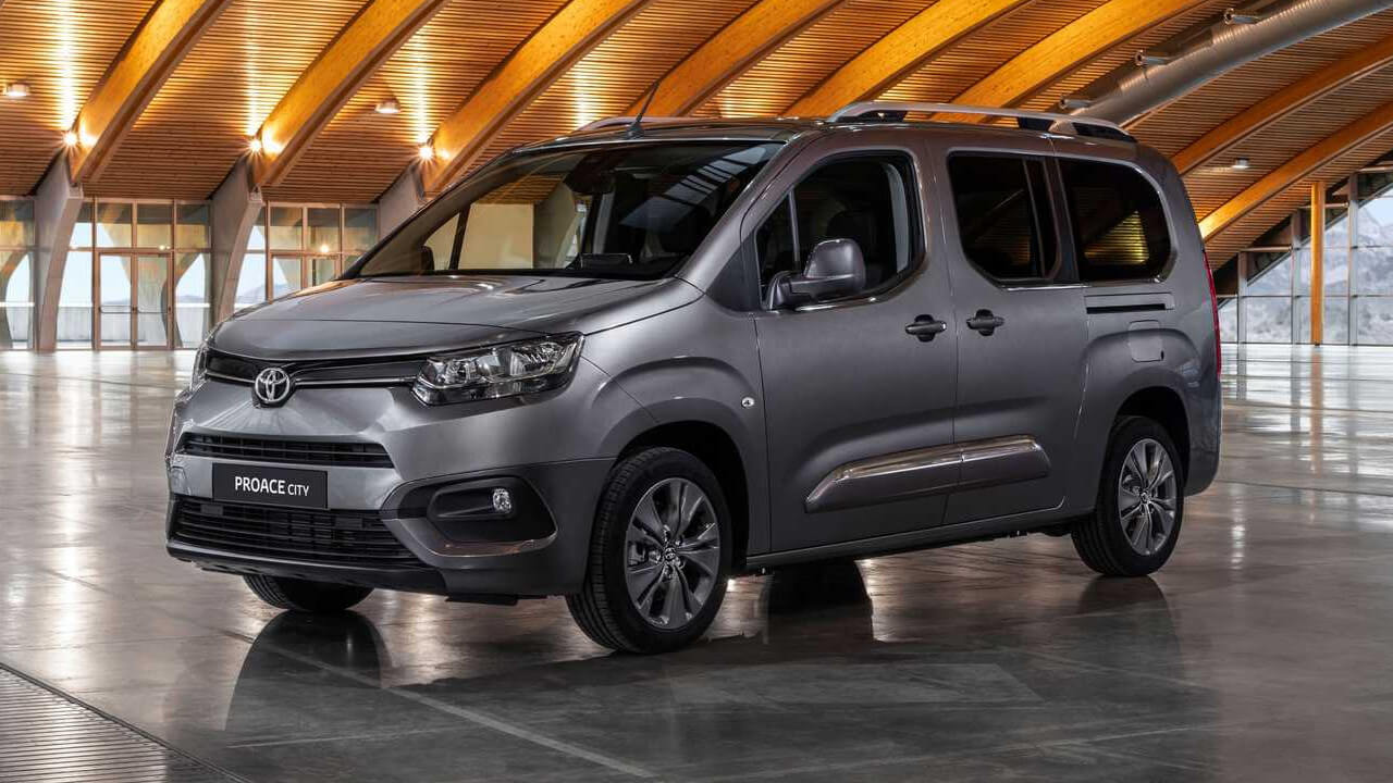 2021 Toyota Proace City 1.5 AT