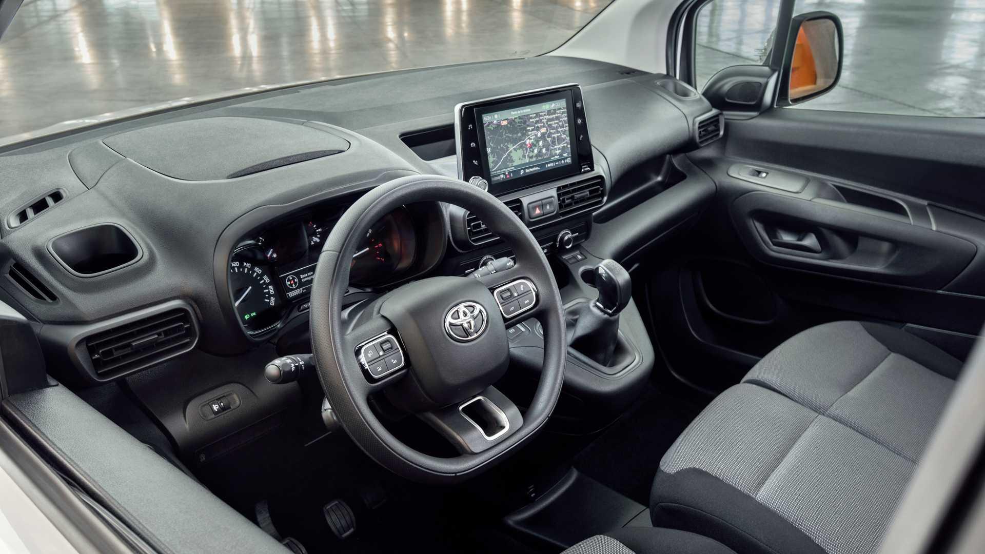 2021 Toyota Proace City 1.5 AT   Arabam Kaç Litre Yakar   Yakıt Tüketimi