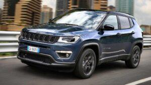 2021 jeep compass 2021 Ön Görünüm