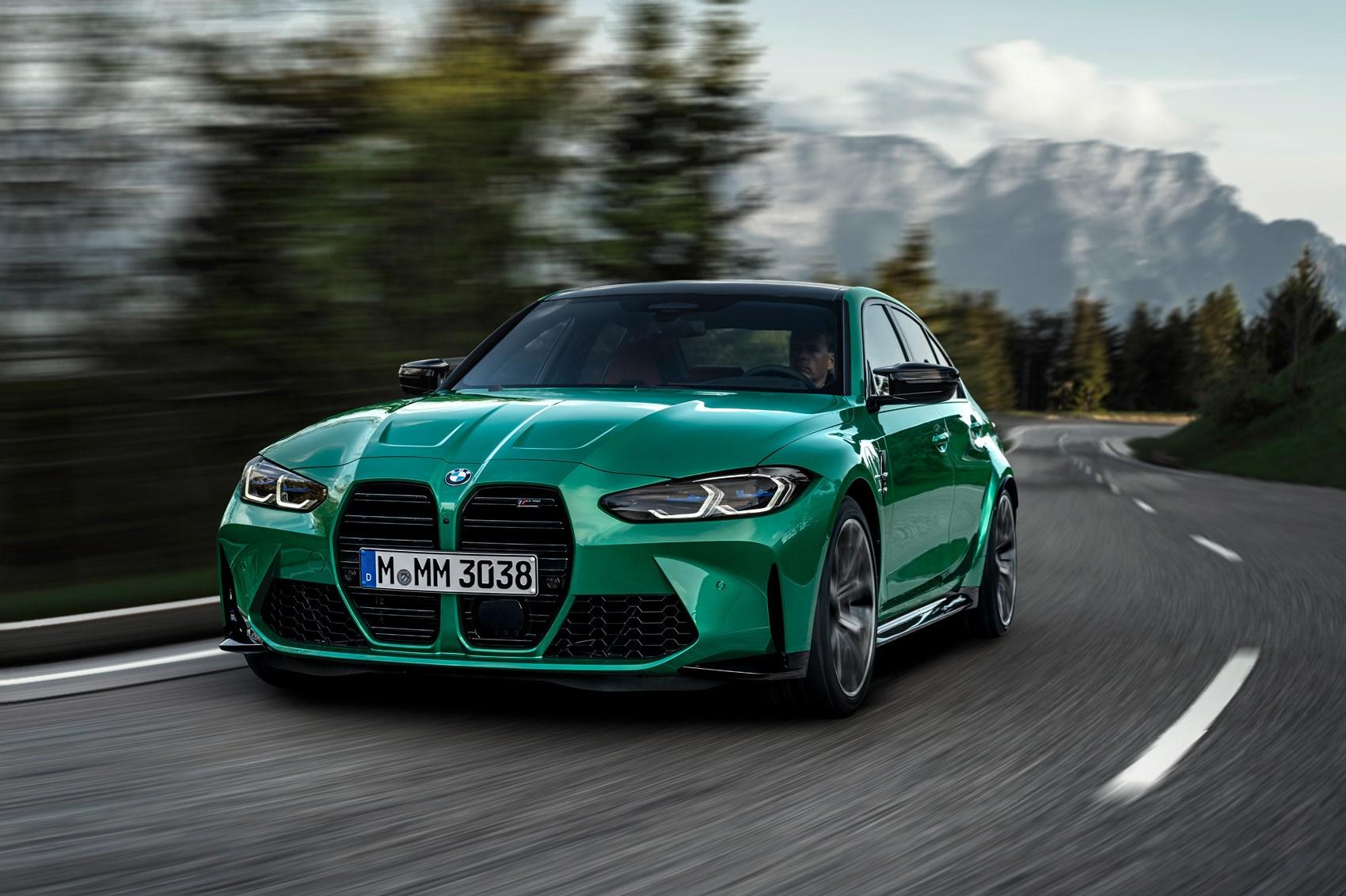 2021 BMW M3 Serisi 1.6 Competition