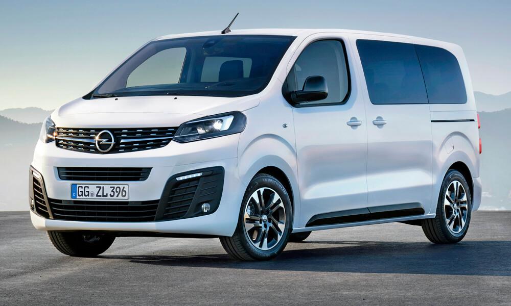 2021 Opel Zafira MPV