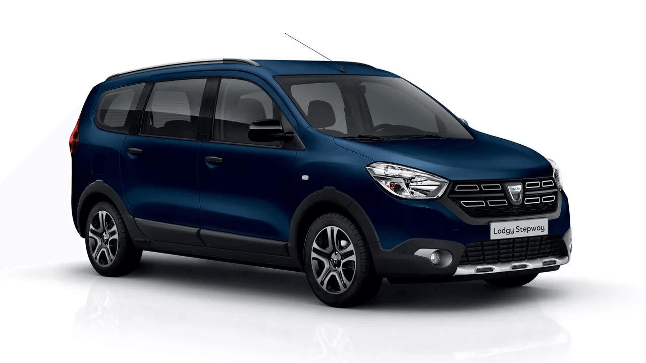 2021 Dacia Lodgy 1.5 dCi Stepway 7K