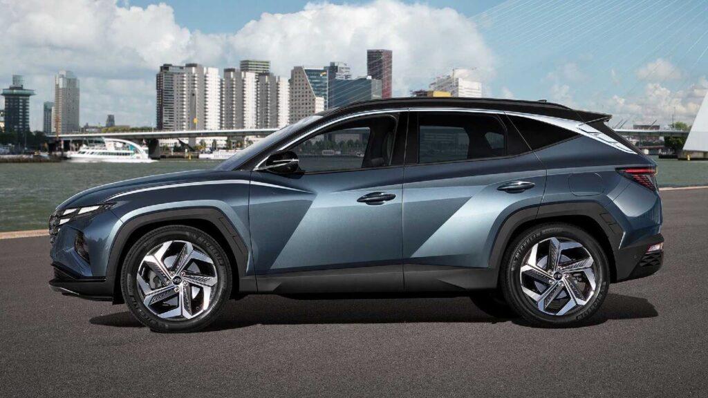 2021 Hyundai Tucson Yakıt Tüketimi
