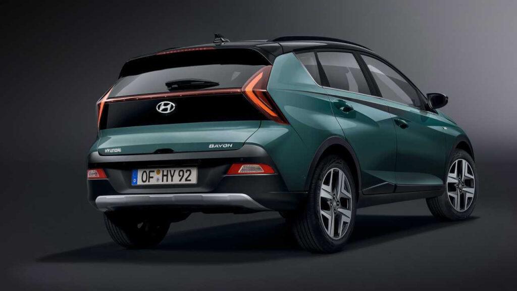 2021 Hyundai Bayon Türkiye Fiyatı