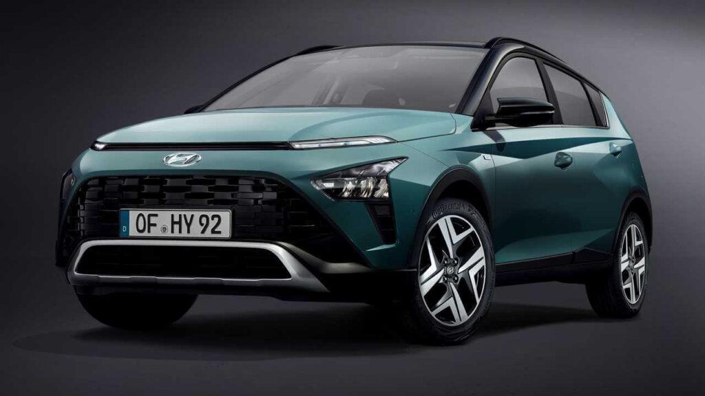 2021 Hyundai Bayon Yakıt Tüketimi