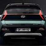 2021 Hyundai Bayon Arka Görünüm