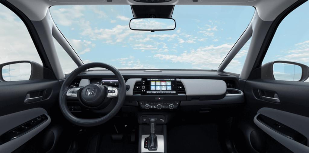 2021 Honda Jazz Crosstar
