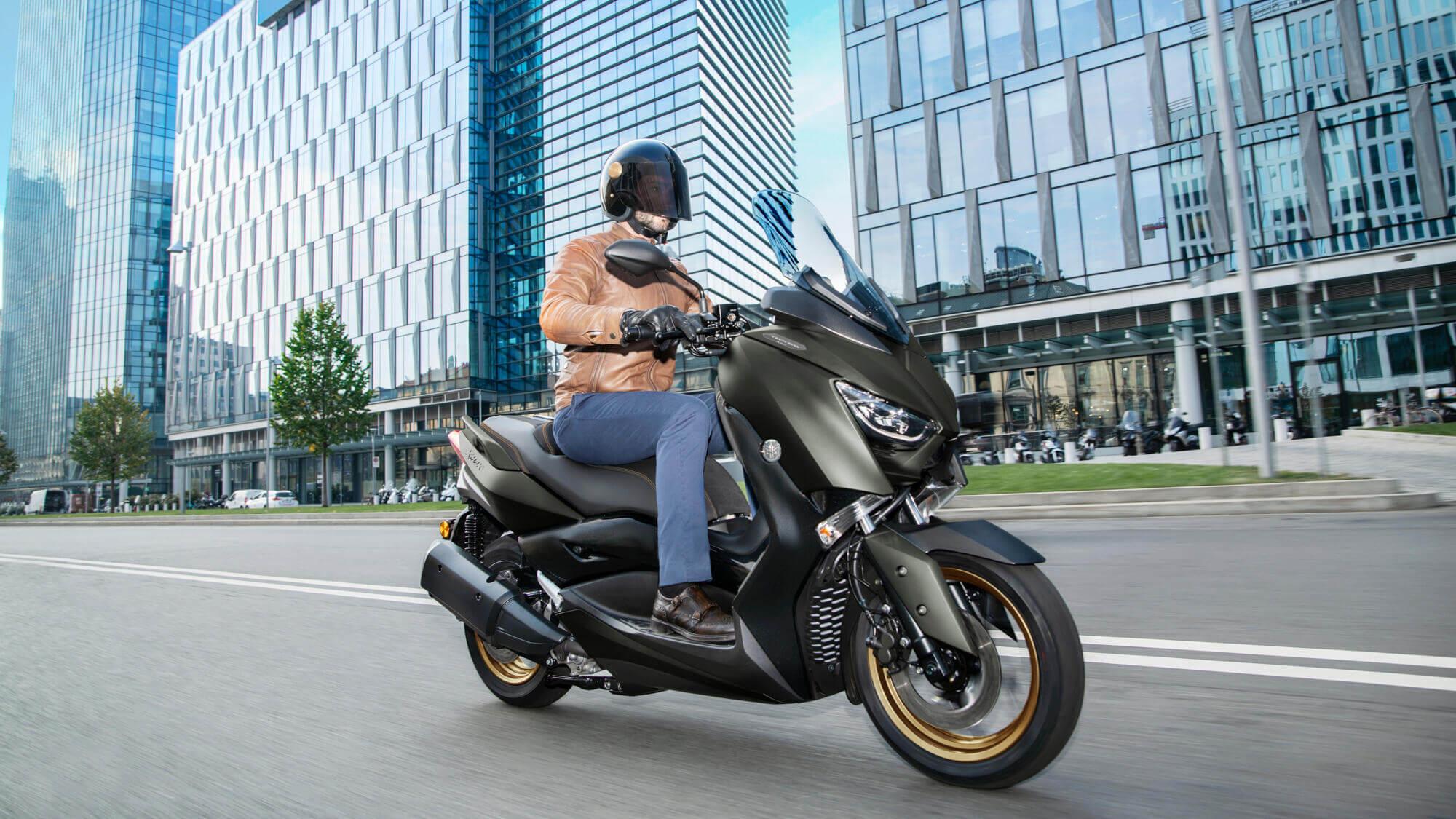 2021 Yamaha xMax 250 Tech