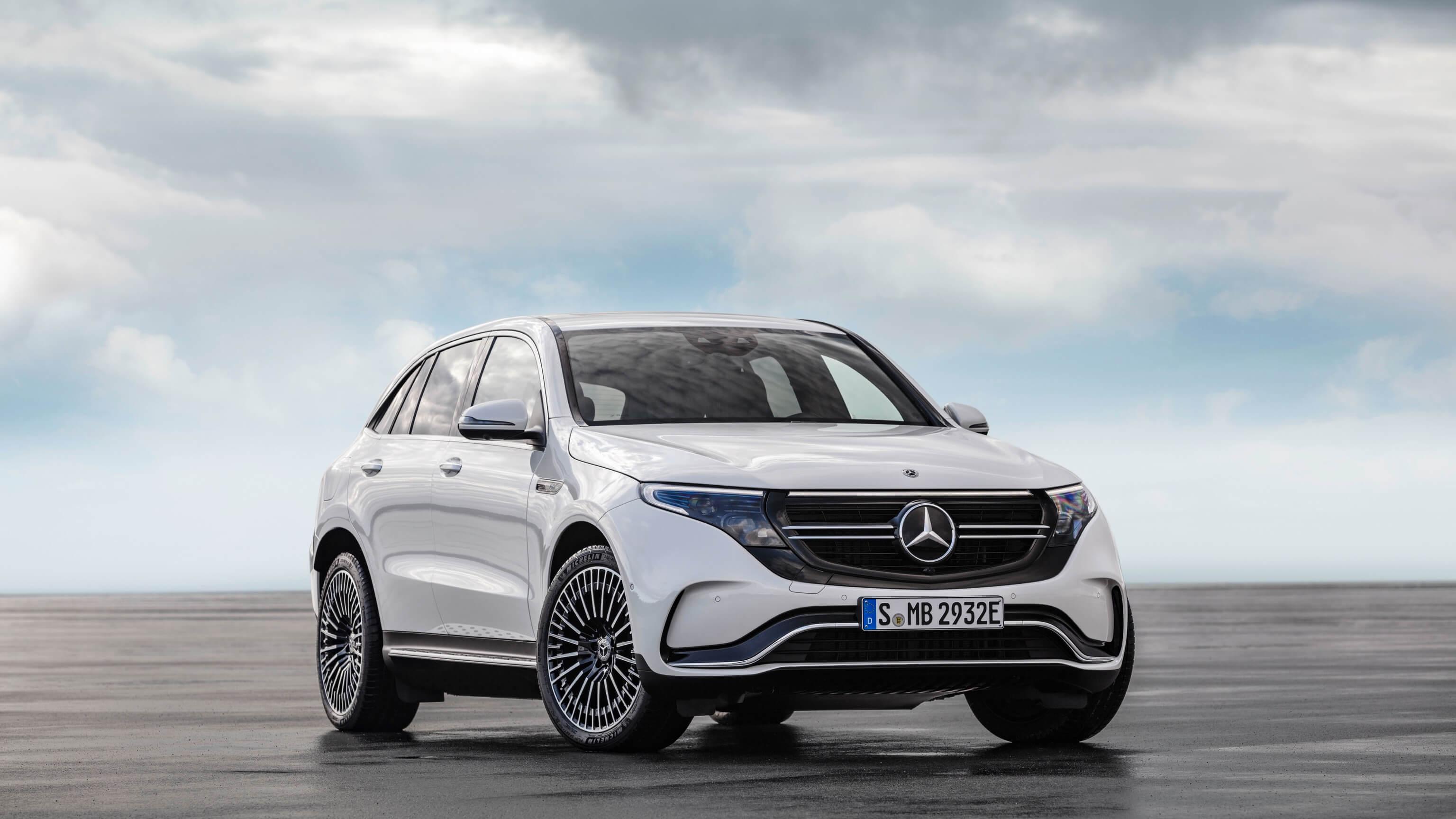 2019 Mercedes EQC 400 4Matic 80 kWh Elektrik