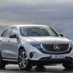2021 Mercedes EQC
