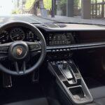 2021 Porsche Carrera 4s İç Mekan Sürücü Konsolu