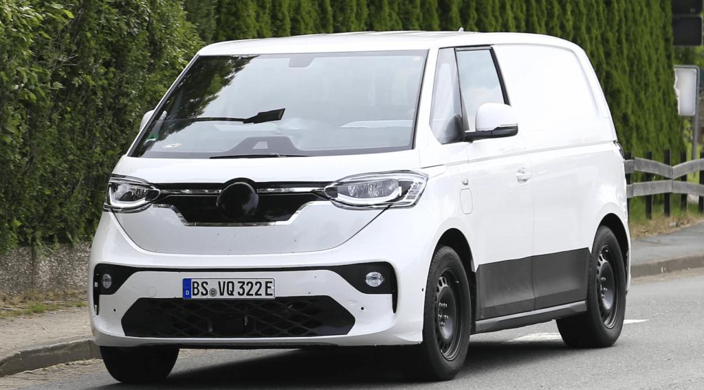 Volkswagen Electric Buzz 2022