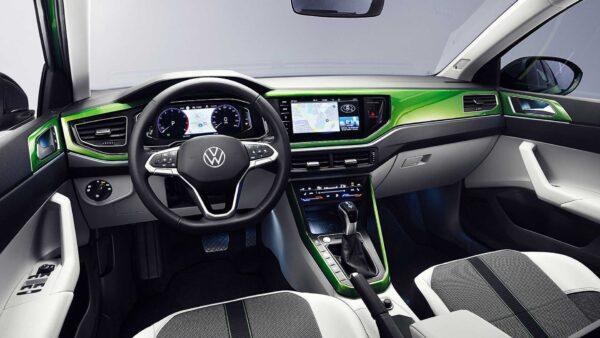 2022 Volkswagen Taigo Sürücü Tarafı iç Görüntü
