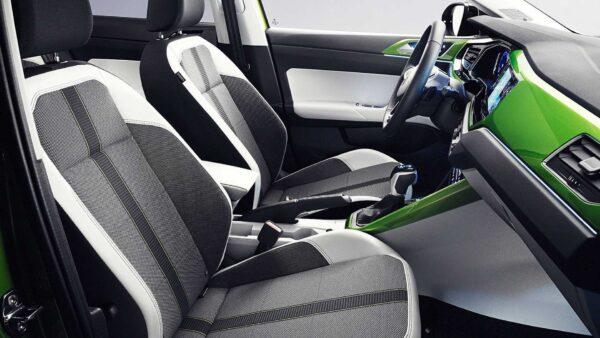 2022 Volkswagen Taigo İç Yolcu Tarafı
