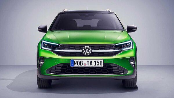 2022 Volkswagen Taigo Önden Görüntü