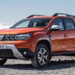 2021 Dacia Duster