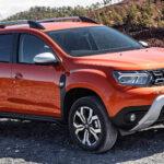 2021 Dacia Duster Bagaj Hacmi