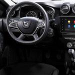 2021 Dacia Duster Ön Konsol Görünümü