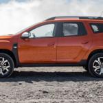 2021 Dacia Duster Yan Görünüm Jantlar
