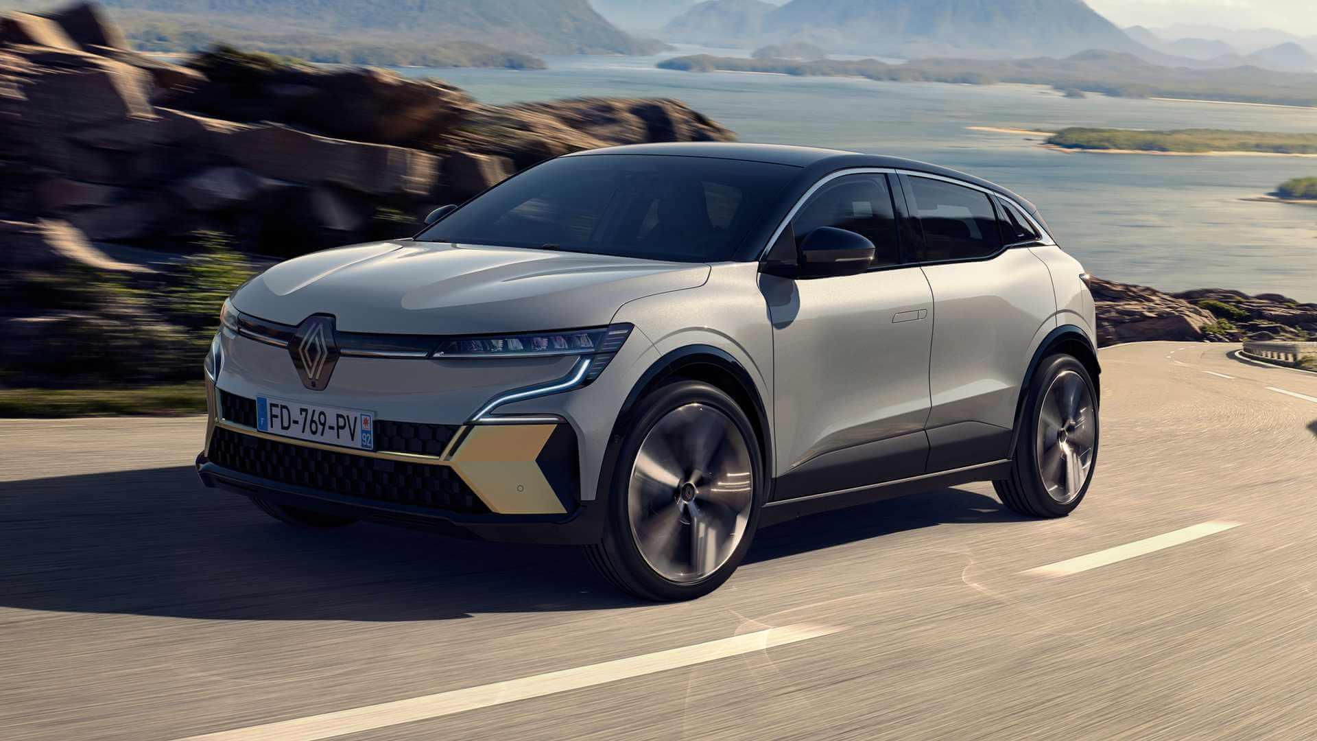 2022 Renault Megane E-Tech Jant Büyüklüğü