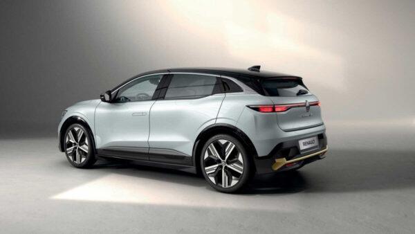 2022 Renault Megane E-Tech Arka Çapraz
