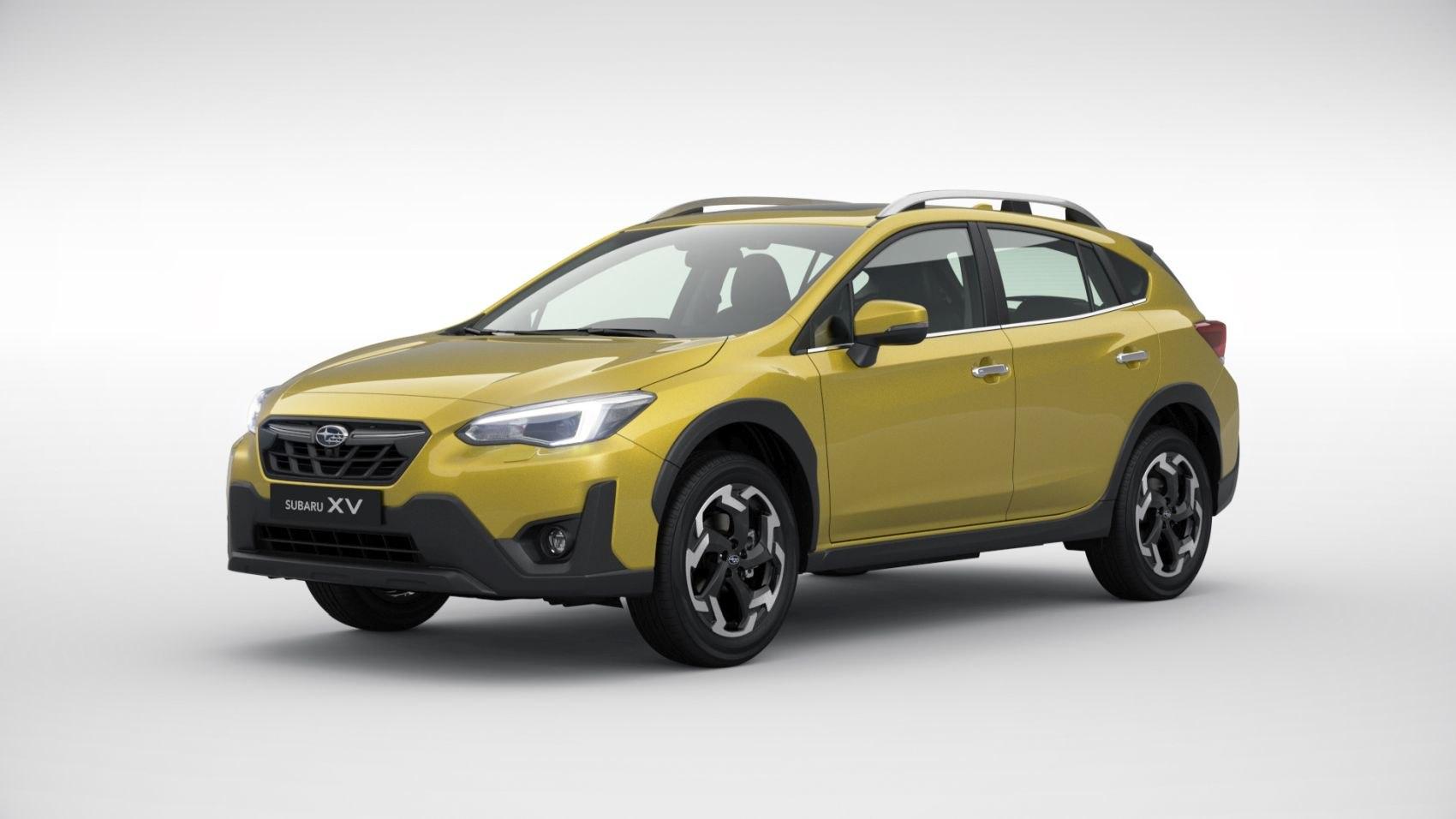 2021 Subaru XV 1.6 Xtreme