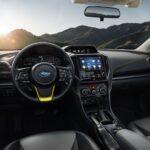 Subaru XV İç Tasarım