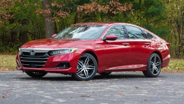 2021 Honda Accord Fiyat ve Yakıt Tüketimi