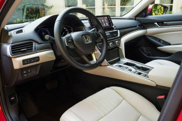 2021 Honda Accord CVT Şanzıman