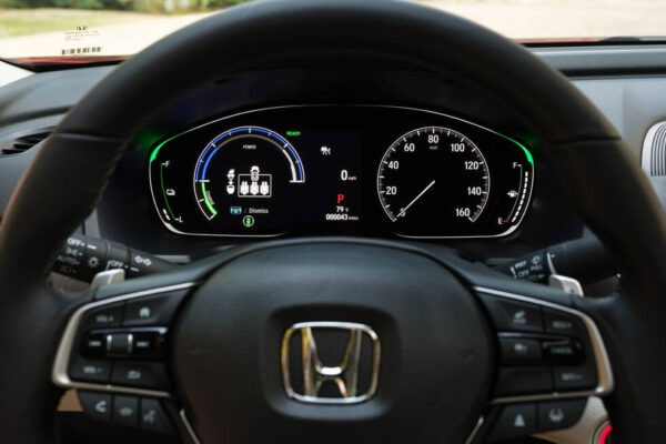 2021 Honda Accord Direksiyon